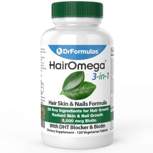 Hairomega 3-in-1 New Formula