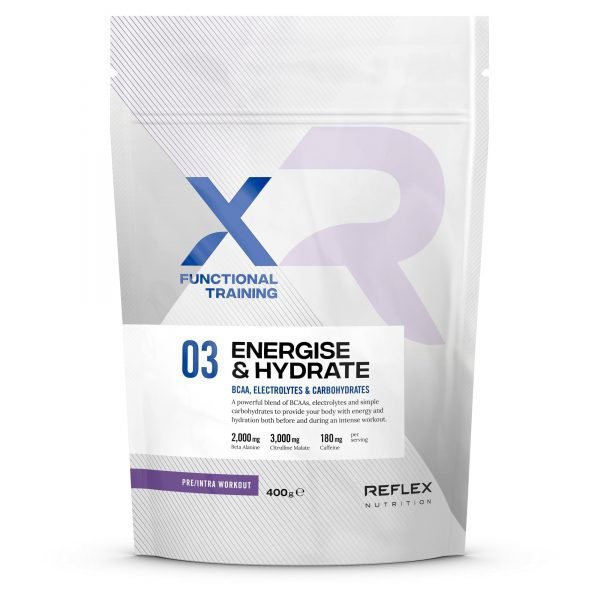 XFT Energise and Hydrate 400g
