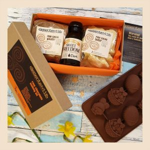 EFL Easter Raw Chocolate Starter Kit